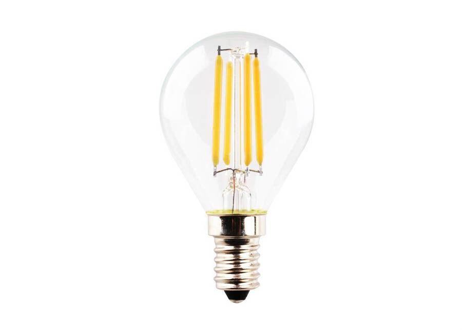 MÜLLER LICHT LED lamppu säädettävä E14 4 W 2 kpl