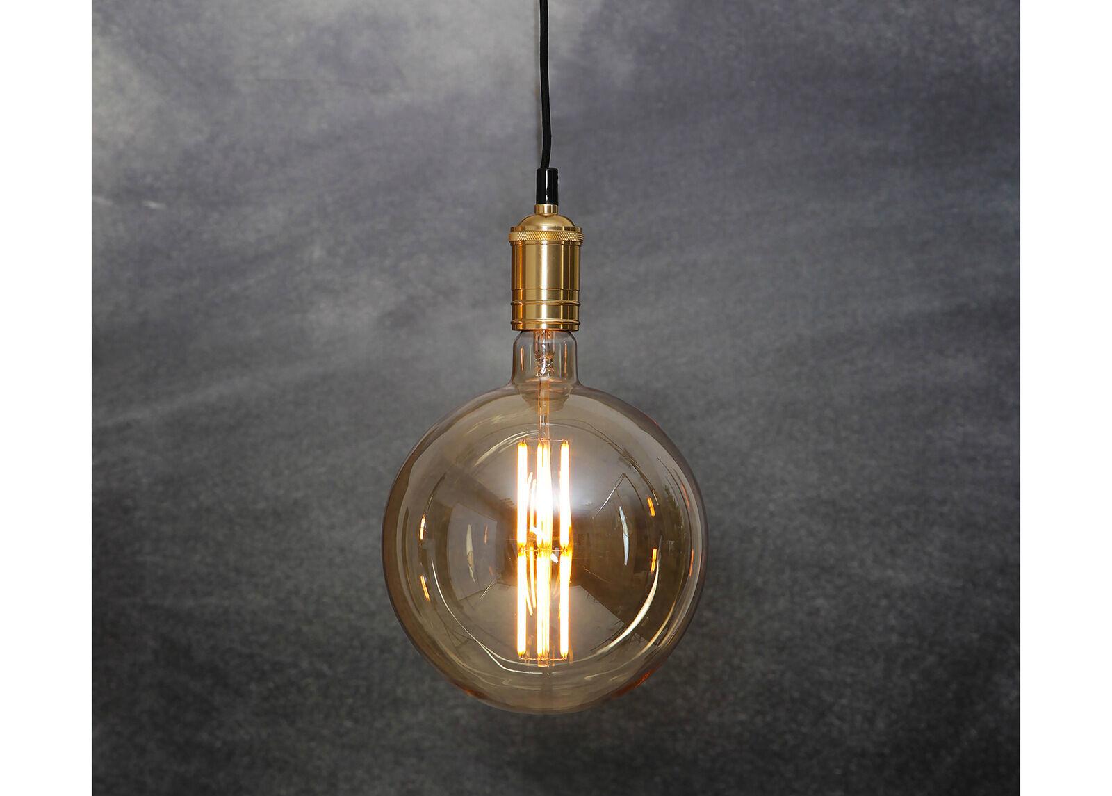 Star Trading Koristeellinen LED lamppu E27 10 W