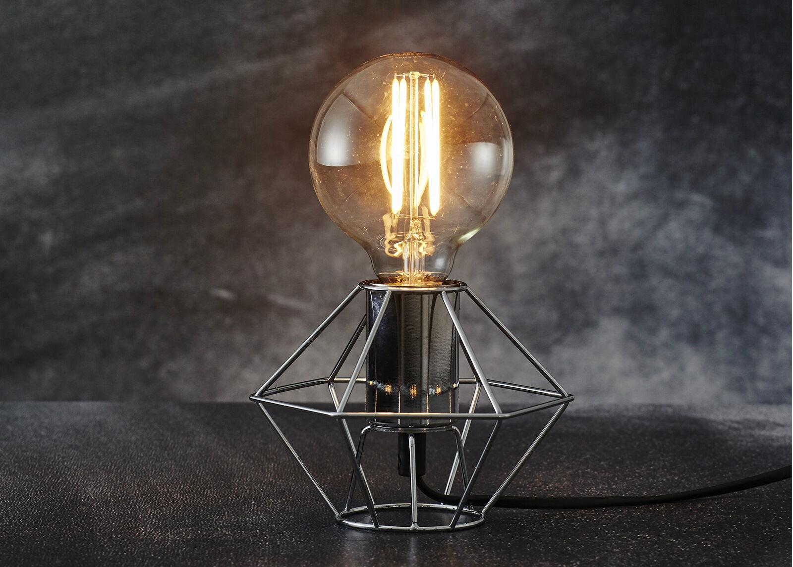 Star Trading Dekoratiivi LED lamppu E27 3,7 W