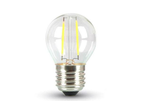 V-TAC LED lamppu hehkulangalla E27 2 W 3 kpl