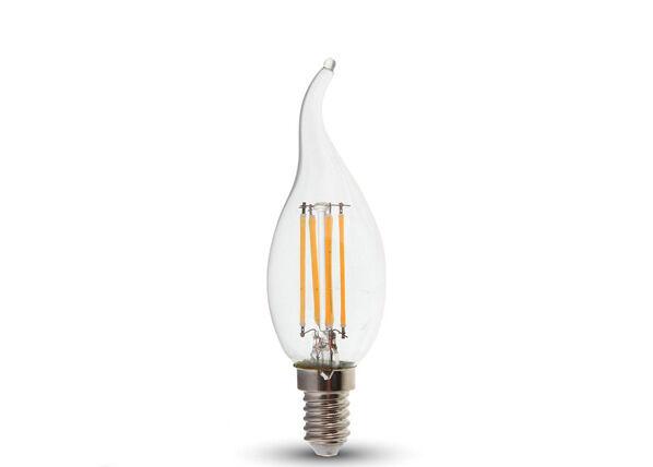 V-TAC LED lamppu hehkulangalla E27 5 W E14 4 W 3 kpl