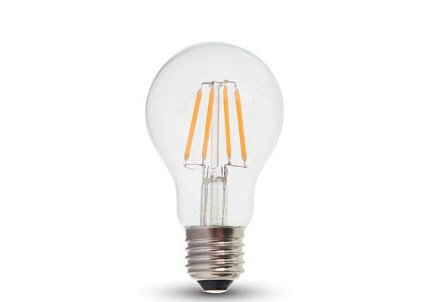 V-TAC LED lamppu hehkulangalla E27 5 W 3 kpl
