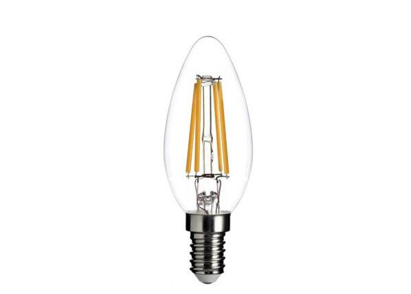V-TAC LED lamppu hehkulangalla E14 4 W 3 kpl