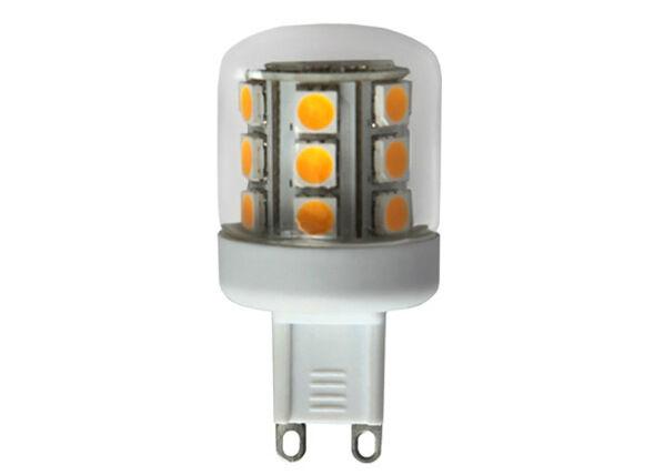Star Trading LED sähkölamppu G9 2,6 W