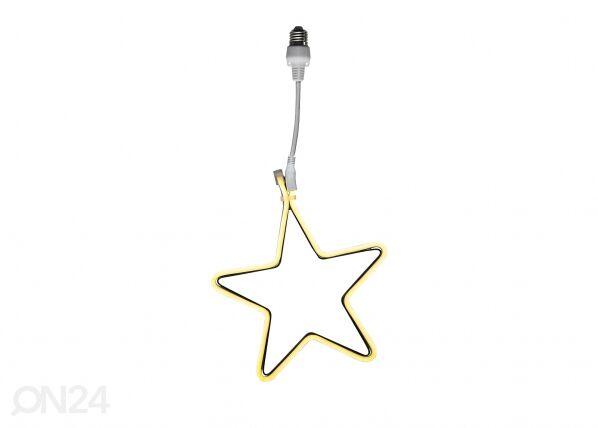 Star Trading Valoketjun LED koriste