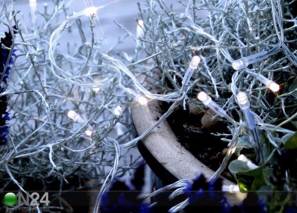 Star Trading Valoketju ulkotiloihin 120 LED