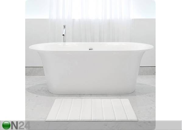 Kylpyhuoneen matto 55x65 cm