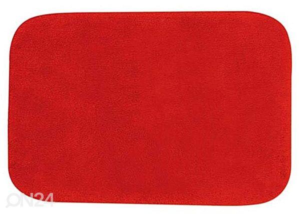 SPIRELLA WC-matto SPIRELLA CALIFORNIA punainen 55x65 cm