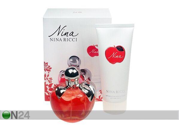 Nina Ricci Nina pakkaus