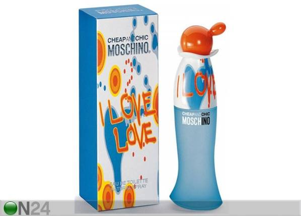 Moschino I Love Love EDT 30ml