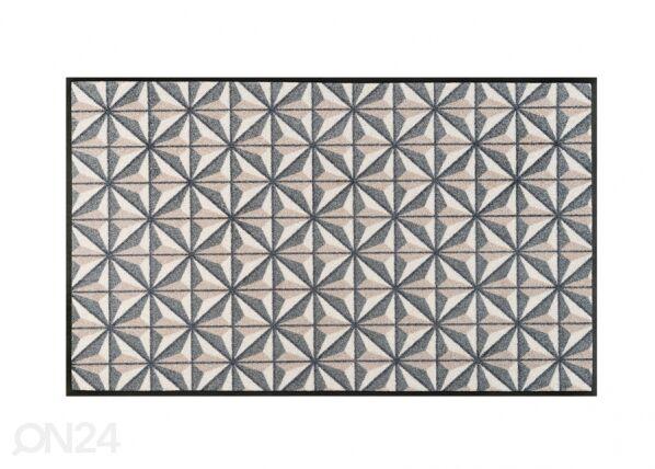 Image of Kleen-Tex Matto KUBUS 75x120 cm