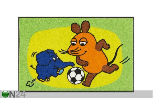 Image of Kleen-Tex Matto KAMPF UM DEN BALL 50x75 cm