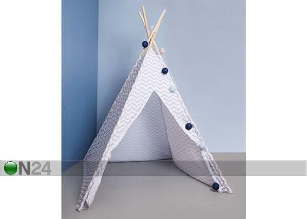 HP Lasten raidallinen tiipii teltta
