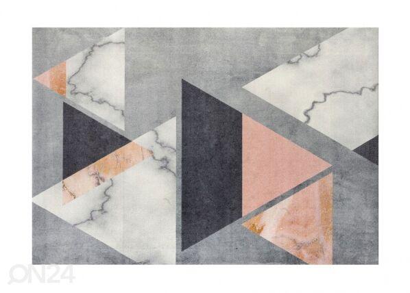 Image of Kleen-Tex Matto Velvet Marble 110x175 cm