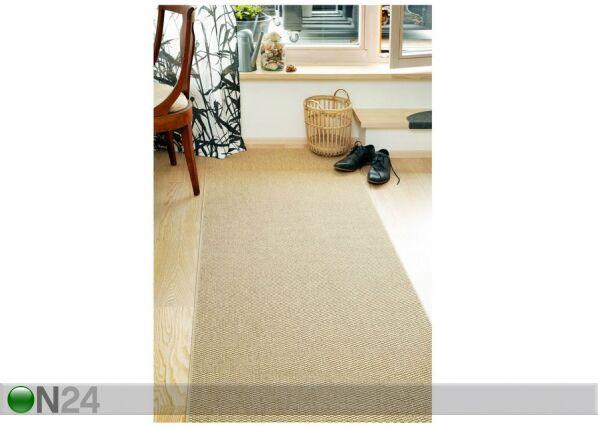 Image of newWeave Narma sileäsidosmatto Bono beige 80x150 cm