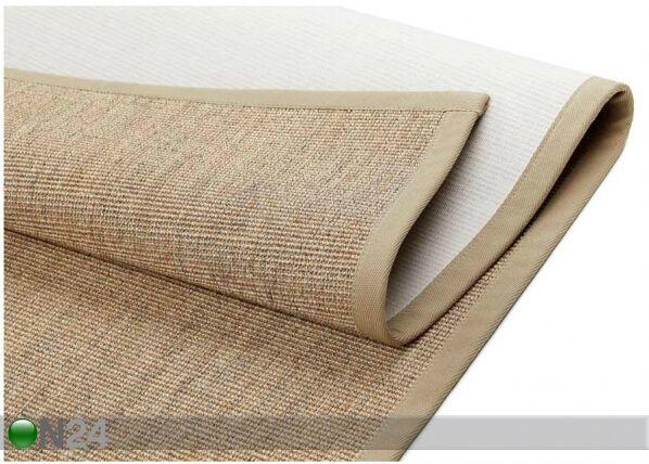 Image of newWeave Narma sisalmatto Livos beige 80x150 cm