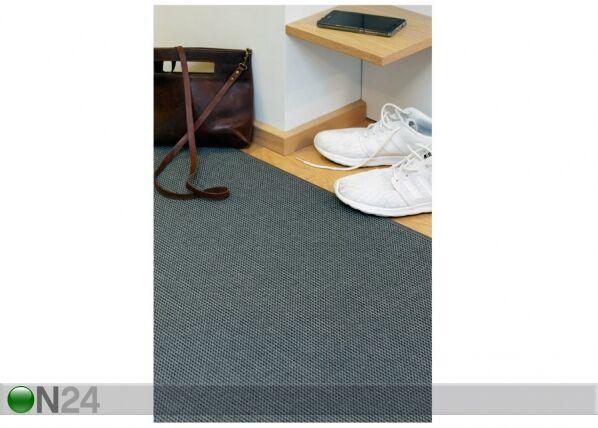 Image of newWeave Narma sileäsidosmatto Limo carbon 80x150 cm