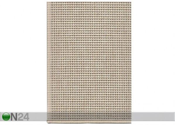Image of newWeave Narma sileäsidosmatto Limo sand 80x150 cm