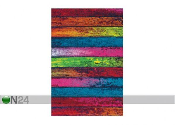 Lasten matto HAUSKA LATTIA 160x230 cm