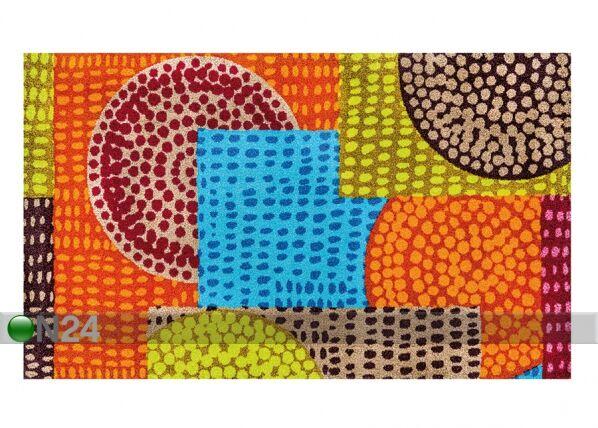 Image of Kleen-Tex Matto ETHNO POP 110x175 cm