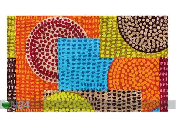 Kleen-Tex Matto ETHNO POP 140x200 cm