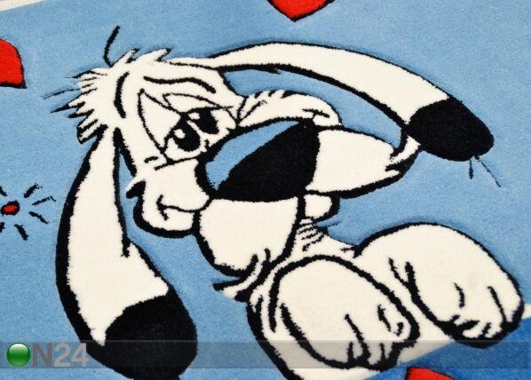 Asterix Lasten matto ASTERIX 100x100 cm