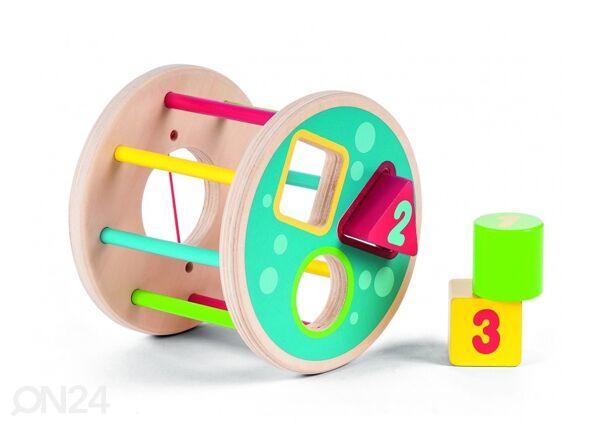 Gerardo`s Toys Palikkaputki