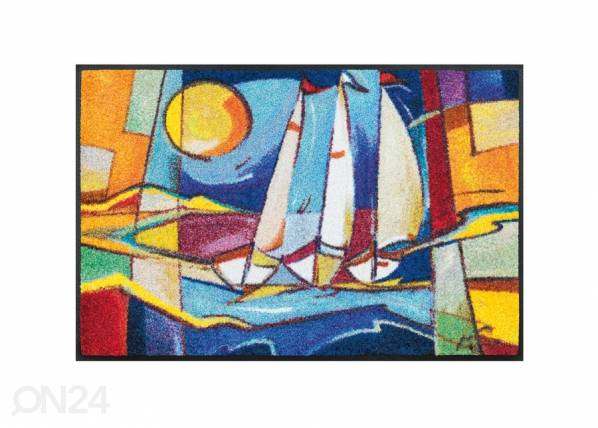 Image of Kleen-Tex Matto SAILING HOME 50x75 cm