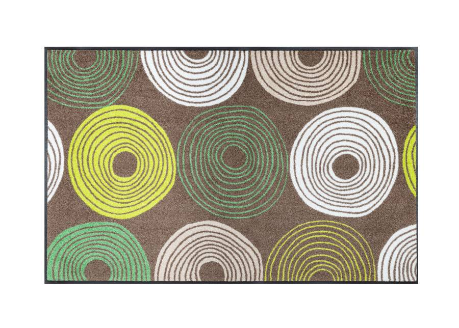 Image of Kleen-Tex Matto CYCLONE TAUPE 75x120 cm