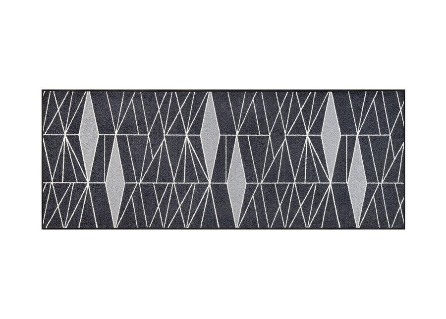 Image of Kleen-Tex Matto AMPIEZZA GREY 75x190 cm
