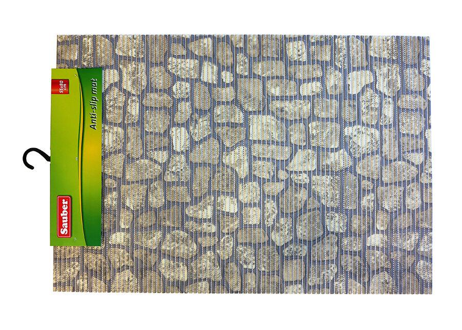 Sauber Kylpyhuoneen matto 55x80 cm