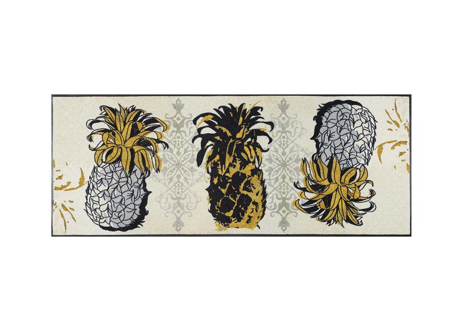 Image of Kleen-Tex Matto GOLDEN PINEAPPLE 75x190 cm