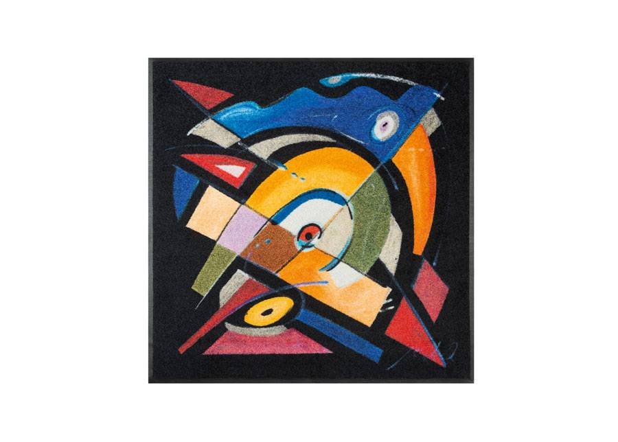 Image of Kleen-Tex Matto BALANCED RHYTHM-I 85x85 cm