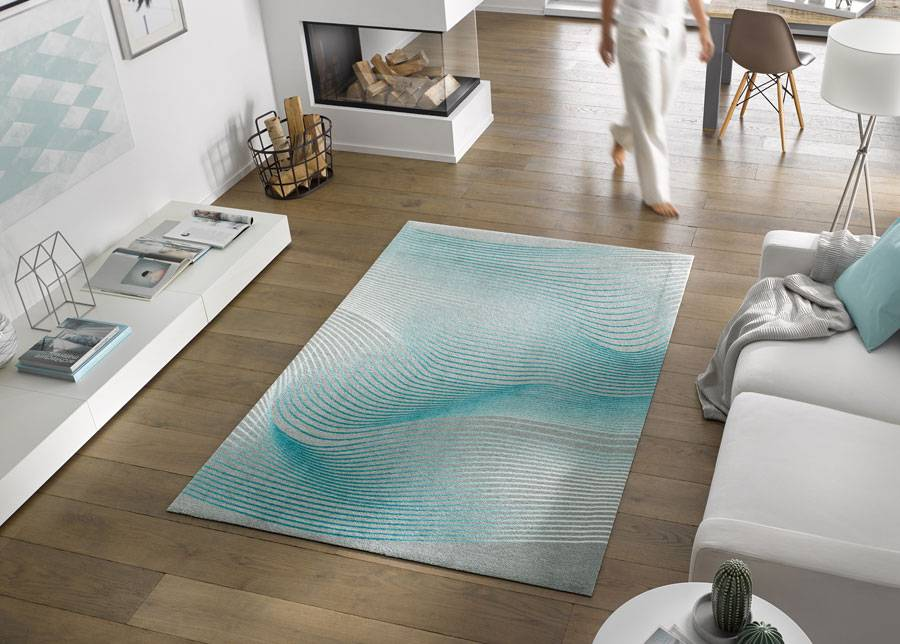 Image of Kleen-Tex Matto GRAPHIC LINES 80x200 cm