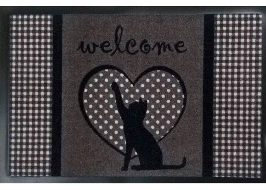 AT-Kodutekstiil Eteismatto CAT 40x60 cm