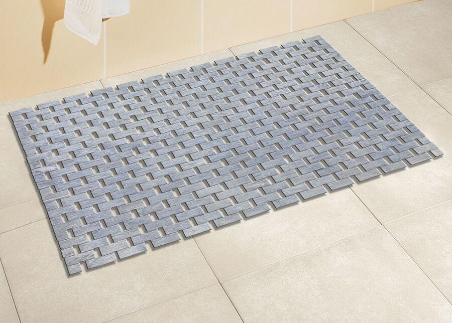 Wenko Kylpyhuoneen matto Bambus