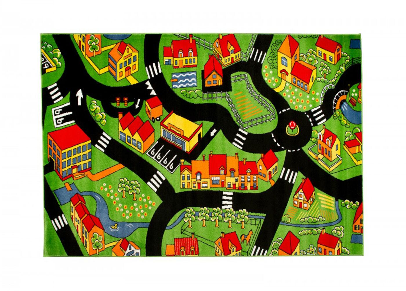 Tapiso Lasten matto 120x170 cm