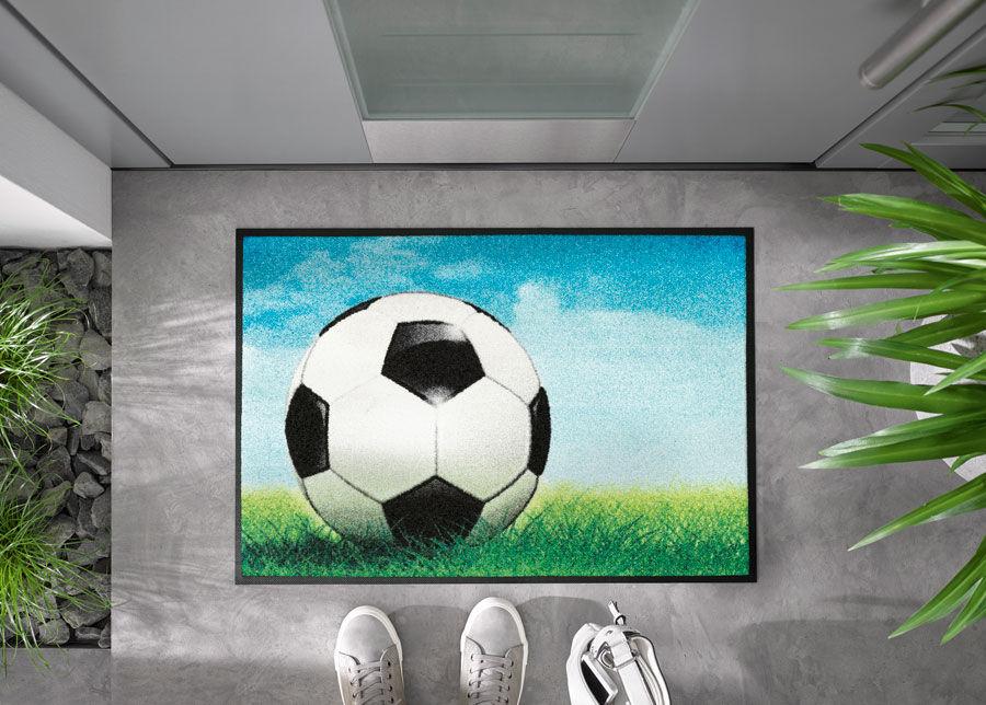 Image of Kleen-Tex Matto JALKAPALLO 50x75 cm