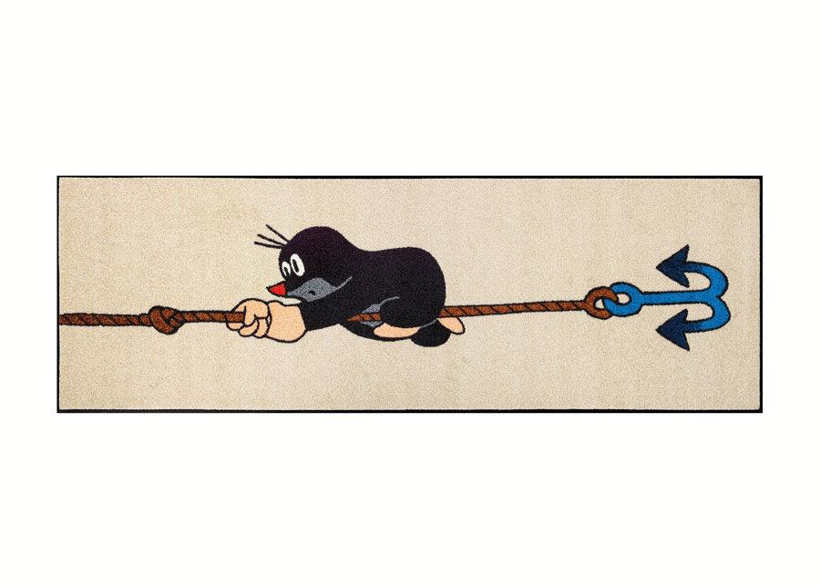 Image of Kleen-Tex Matto DER KLEINE MAULWURF 60x180 cm