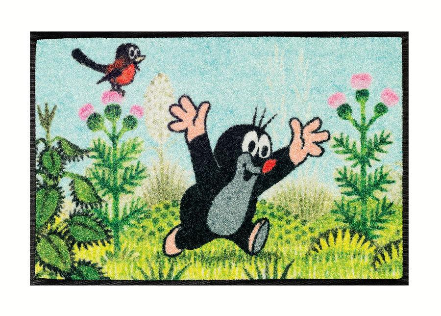 Image of Kleen-Tex Matto DER KLEINE MAULWURF 50x75 cm