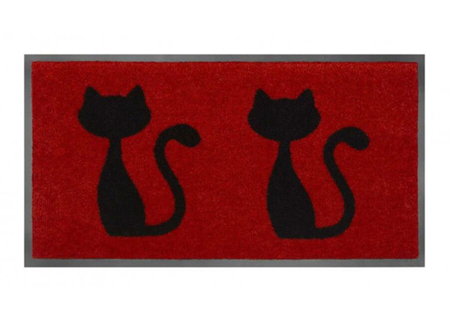 MD Entree Ovimatto Emotion Cats 40x80 cm