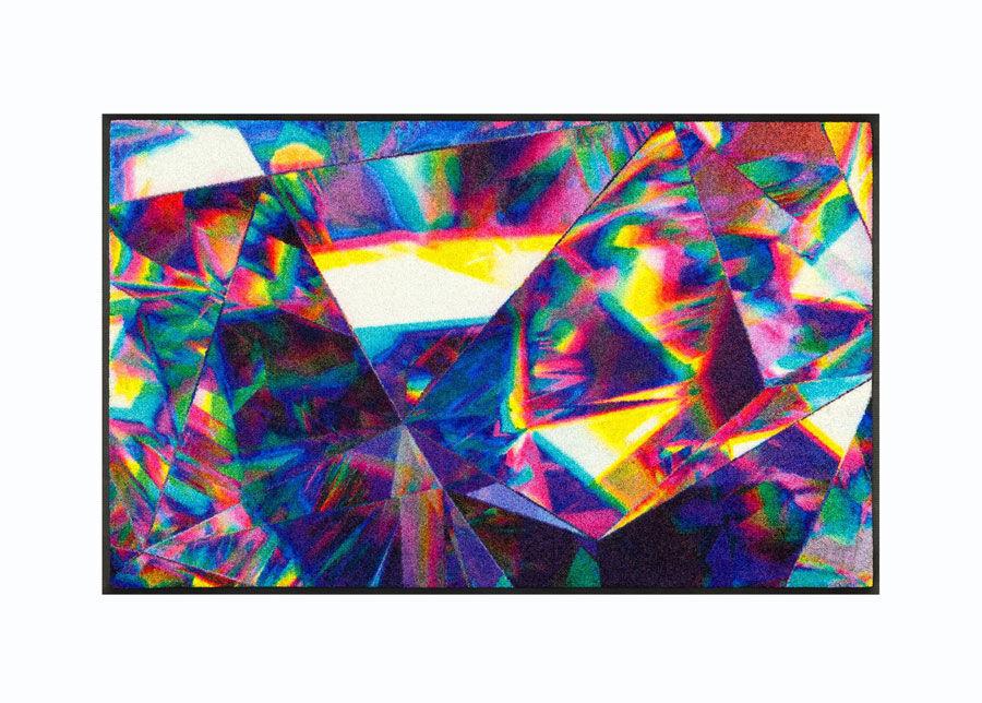 Image of Kleen-Tex Matto Mystic Mirrow 75x120 cm