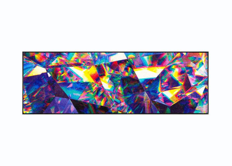 Image of Kleen-Tex Matto Mystic Mirrow 60x180 cm