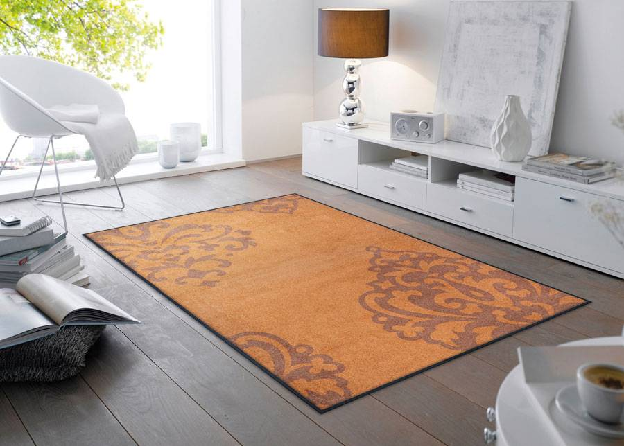 Image of Kleen-Tex Matto Lucia copper 50x75 cm