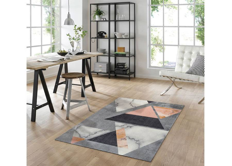Image of Kleen-Tex Matto Velvet Marble 170x240 cm