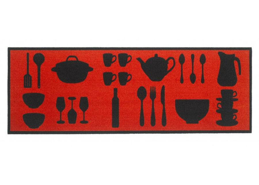 MD Entree Keittiömatto Cook & Wash Red