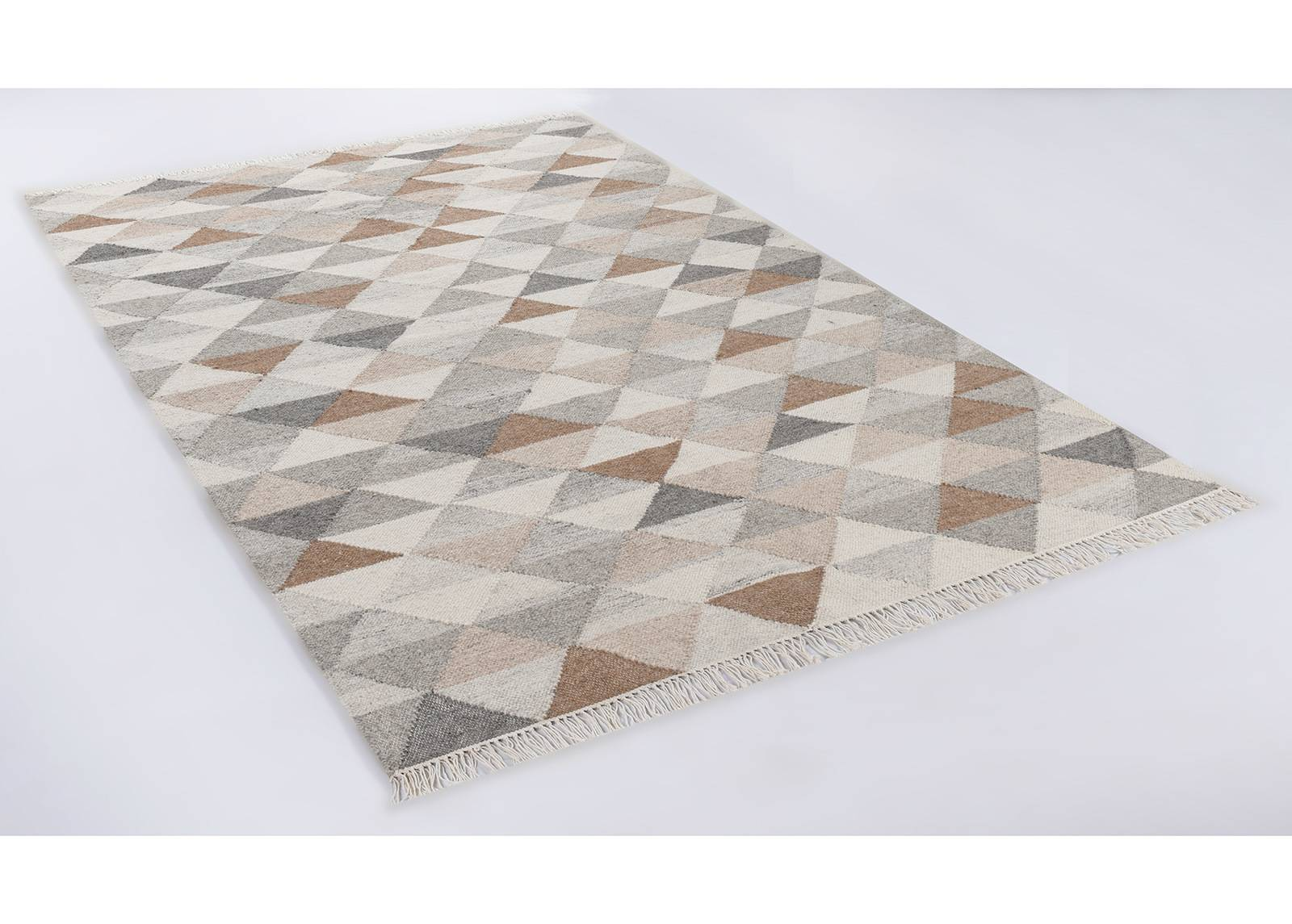 TOM TAILOR Matto Vintage Triangle 160x230cm