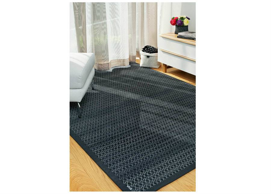 newWeave Narma smartWeave® matto Tsirgu carbon 160x230 cm