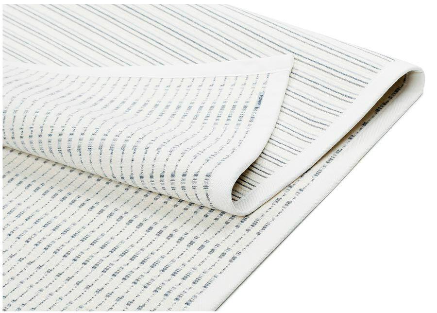 newWeave Narma smartWeave® matto Esna white 70x140 cm