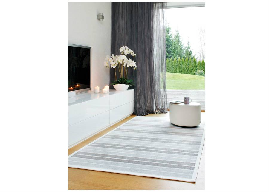 Image of newWeave Narma smartWeave® matto Kupu white 100x160 cm